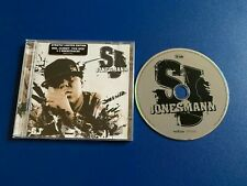 Jonesmann ?? SJ (Limited Edition) ? Hip Hop CD ? Deutschrap Album