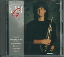 """KENNY G  """"THE COLLECTION"""" 1991 GERMAN IMPORT COMPILATION CD LIKE NEW"""