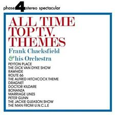 All Time Top TV Themes [1/19] by Frank Chacksfield (CD, Jan-2018)