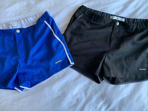 Two (2) Parke & Ronen men's Swimsuits Sz 30-31