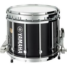 Yamaha 9300 SFZ Marching Snare Drum 14 x 12 Blk Forest Chrome HW 190839232977 OB