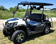 New listing  Gas Golf Cart Utility Vehicle UTV Rancher 200 EFI With Automatic Trans