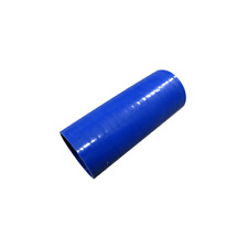 """CXRacing Blue Silicon Hose Coupler 2"""" Straight for Intercooler Pipe 6"""" Long"""
