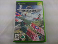 Wings of War Xbox 2004 DVD Box PAL Spiel Game