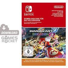 Nintendo Switch Mario Kart 8 Deluxe E-shop Code