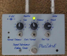Sound Substance BlueZdrivE Boutique Overdrive Pedal