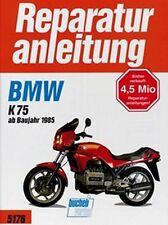 WERKSTATTHANDBUCH REPARATURANLEITUNG WARTUNG 5176 BMW K 75 85-96