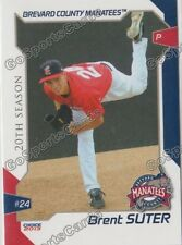 2013 Brevard County Manatees Complete Team Set Milwaukee Brewers Minor League