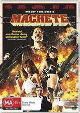 Machete (DVD, 2011) Free Post!!
