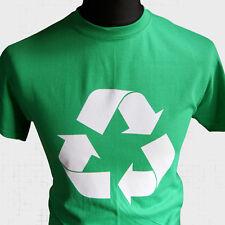 Recycling T Shirt Recycle Green Leonard Sheldon Cooper The Big Bang Theory Cool