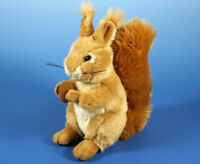 Eichhörnchen Plüschtier Stofftier Plüsch-Kuscheltier * NEU