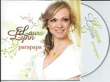 LAURA LYNN - parapapa CD SINGLE Europop 2012 BELGIUM