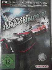 Ridge Racer Unbounded - Limited Edition - Fahren, Zerstören, Dominieren - NEU!!!