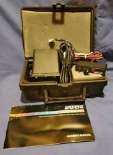 Snooper Super Heterodyne Xk Advanced Radar Detection Nice clean unit Untested