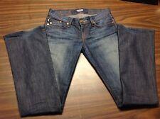 "RR - Rock & Republic Women's Denim Jeans size 25, 32"" Bootcut Skinny Fit"