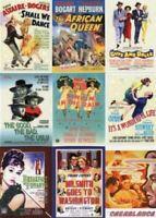 Movie Posters Classic Vintage Movie Posters Series 1 Breygent Base Card Set