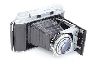 Voigtlander BESSA II Medium Format Rangefinder Camera w/ Color-Skopar Lens  #P