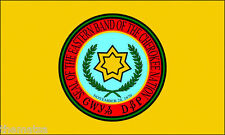 """EASTERN CHEROKEE INDIAN TRIBE FLAG 5"""" HELMET BUMPER STICKER DECAL MADE IN USA"""