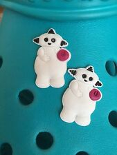 2 Makka Pakka In The Night Garden Shoe Charms For Crocs & Jibbitz Wristbands