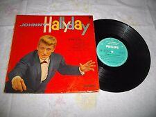 "33T Johnny Hallyday  ""Retiens la nuit""  Recital n°2  ""76547"""