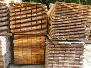 """Pine Timber Boards 6""""x1"""" 25mm x 150mm x 4.8 metres Sawn Planks"""