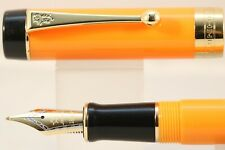 Jinhao Century Centennial Orange Medium Fountain Pen, GT