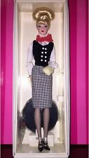 BARBIE FASHION MODEL COLLECTION THE TEACHER SILKSTONE GOLD LABEL NRFB J4257