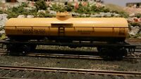 Athearn HO BB Southern Pacific Gasoline Service Tank Car , Upgraded, Exc
