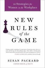 New Rules of the Game : 10 Strategies for Women in the Workplace by Susan...