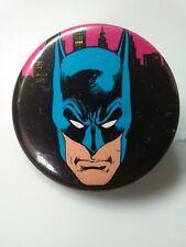 Vintage 1989 DC Comics Batman Pin 80s