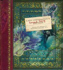 Lady cottingtons Pressed fairy letters (2005) hardback Brian Froud,