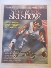 TOMMY MOE 1994 OLYMPIC DOWNHILL GOLD MEDAL NEW YORK SKI SHOW NEWSPAPER