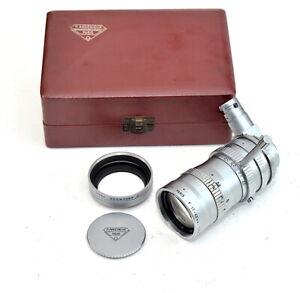 Angenieux Zoom Type L1 17-68mm f2.2 16mm Cine C mount Lens- Blackmagic, GH5, GH4