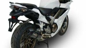 Honda VFR800F 2014/15 Silencieux Furore Nero Par GPR Silencieux Italie