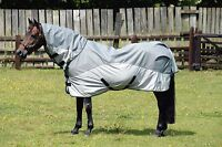 Masta Avante Waterproof Fly Mesh Horse Rug Fixed Full Neck Lightweight Combo