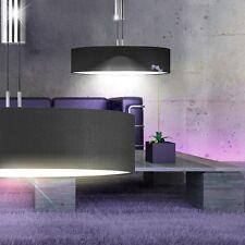 LED Plafond lampe pendant 15 watts manger lumière de salle séjour Noir 810LM