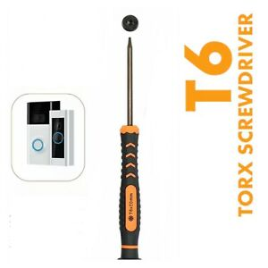 Screwdriver for Ring video Doorbell & Outdoor Camera Pare word Reset