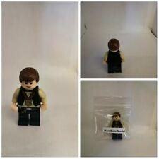 Genuine Lego Star Wars Han Solo Medal  Minifigure Brand New