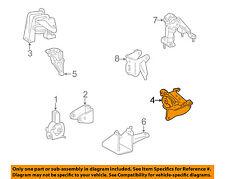 TOYOTA OEM 03-08 Corolla-Engine Motor Mount Torque Strut 123720D110