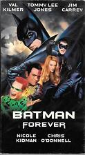 """""""Batman Forever """" -- VHS -- 1995 -- Val Kilmer, Tommy Lee Jones"""