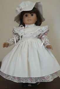 DOLL CLOTHES AND ACCESSORIES FITS AMERICAN GIRL DOLL'S. Rose Queen,