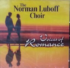 The Norman Luboff Choir: Voices of Romance   CD  Brand New  DB1451