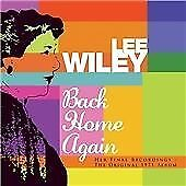 Lee Wiley - Back Home Again (2008)