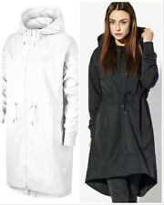 Nike Sportswear NSW Windrunner Shield Parka Long Jacket WHITE  SMALL