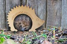 More details for single wildlife hedgehog garden fence highway passage arch portal