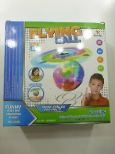 Baztoy Flying Ball Kids Toy Flying Hover Disco Ball Toy Helicopter Drone