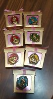 Disney Pins Birthstone Boxed Pin pick your pins Tianna Belle Snow White & More