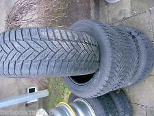 1 Satz 4 Stück Dunlop SP Winter Sport M3 205/60 R16 96H XL M+S DOT 4208 4-5mm