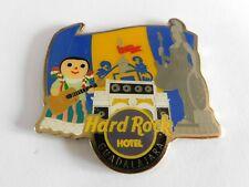Hard Rock Cafe GUADALAJARA Hotel City Logo Icon Alternative Magnet