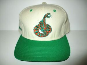 Florida A & M Rattlers FAMU The Pro Wool Fitted Hat 7 1/2 Sports Specialties